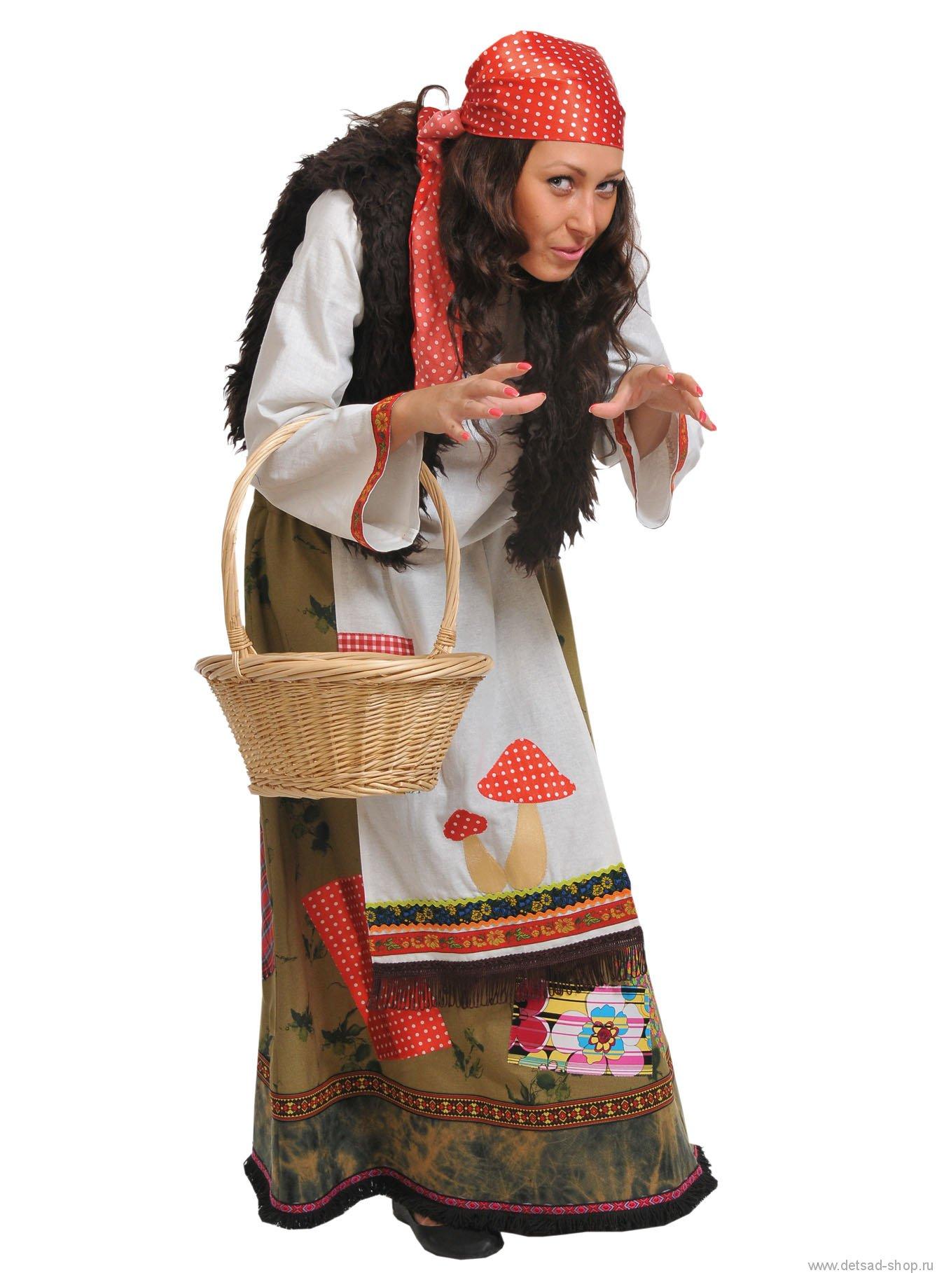 Как сделать костюм бабы яги фото фото 279
