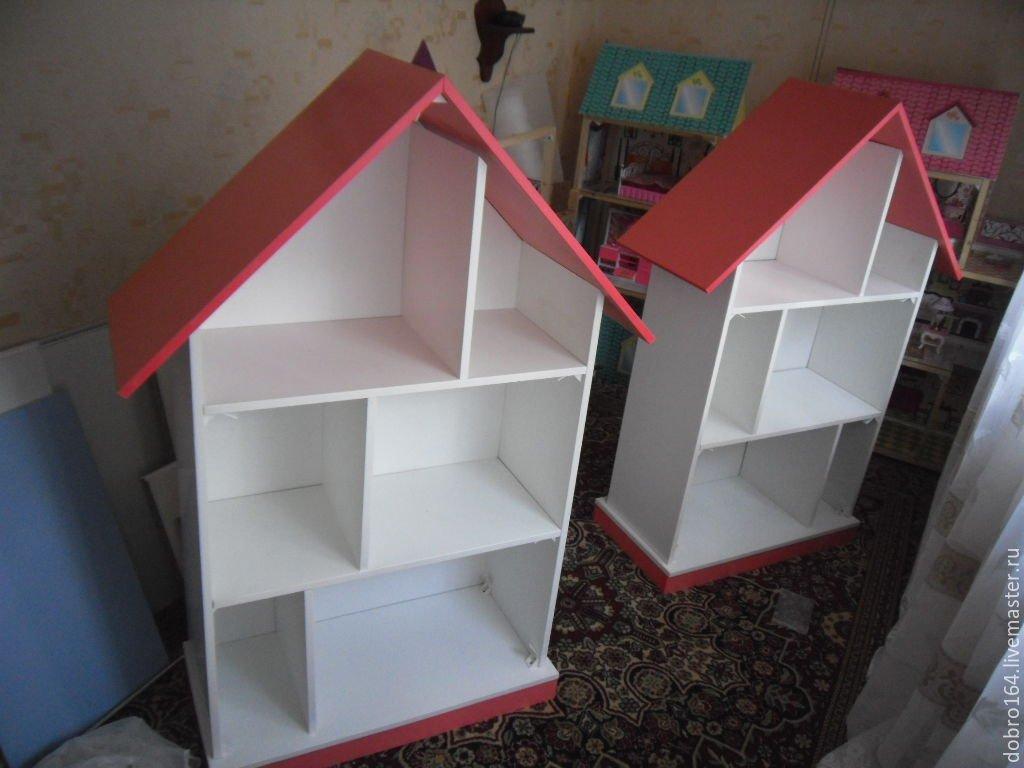 Дом из пенопласта своими руками для куклы фото 544