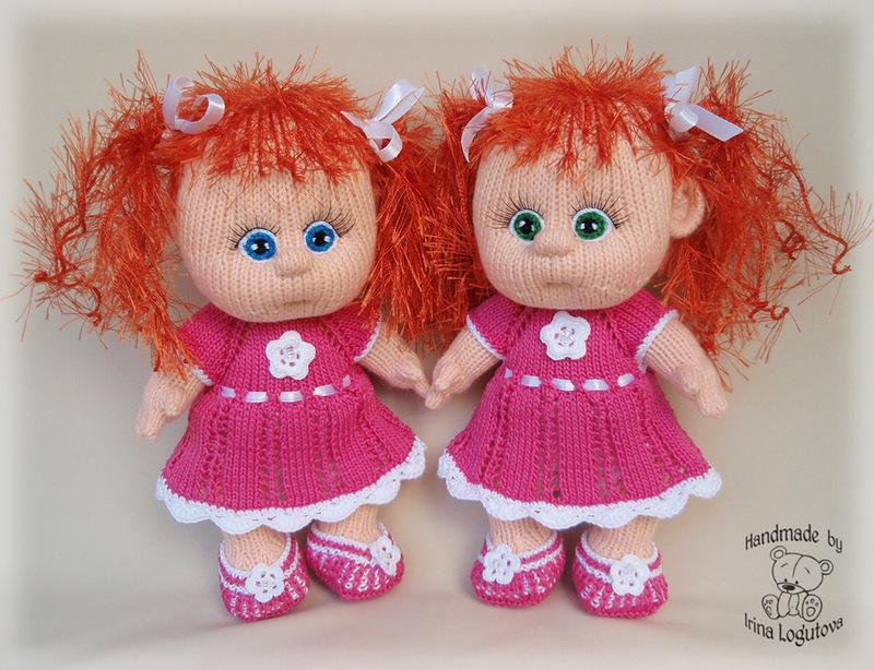 вязание куклы и игрушки крючком для начинающих мастер класс кукла
