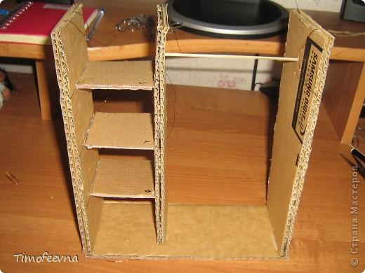 Шкаф для куклы барби своими руками фото 246