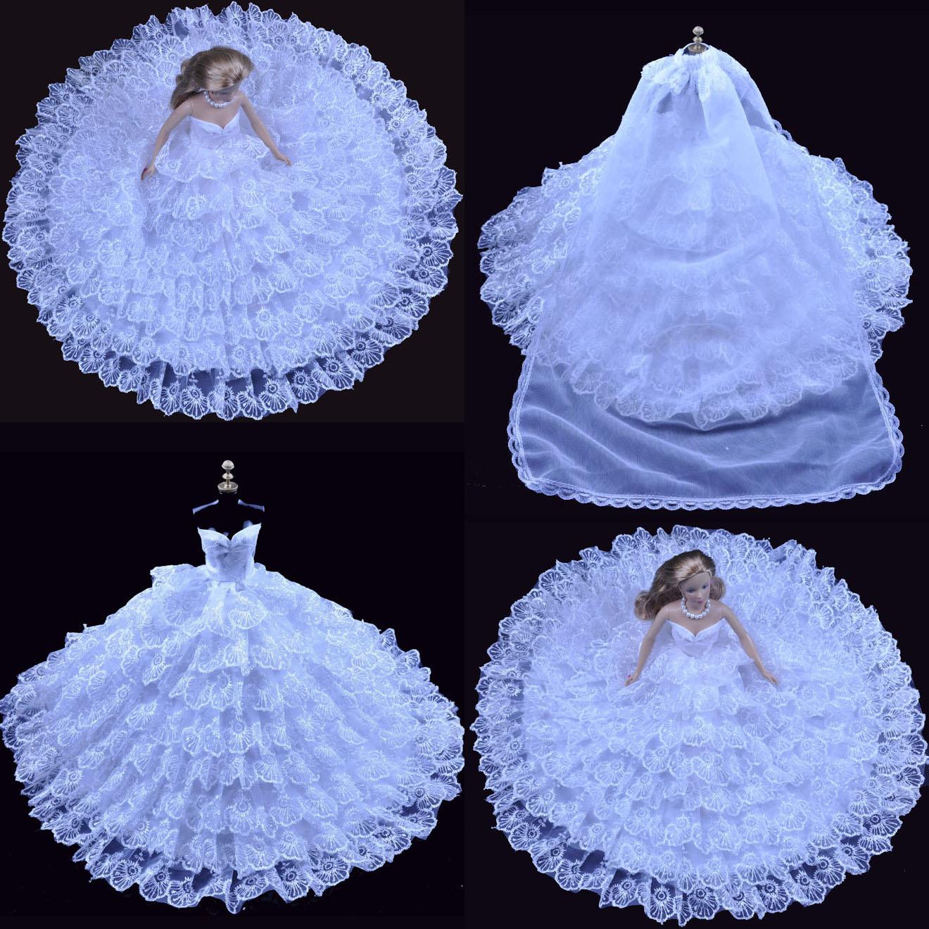 Свадебное платье на куклу своими руками выкройки фото 268