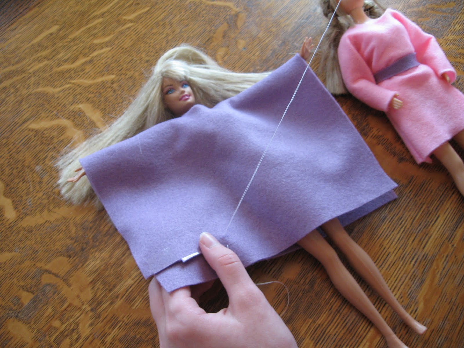 Как легко сшить комбинезон для куклы фото 925