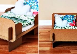 sobrat_kukolnuyu_mebel Как сделать кровать для куклы - мастер-класс