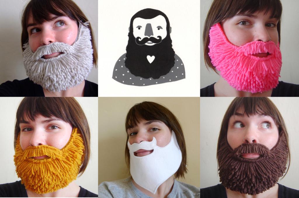 Как сделать бороду своими руками фото 40