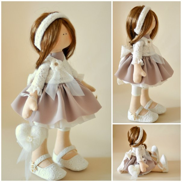 Кукла снежка мастер класс своими руками 32