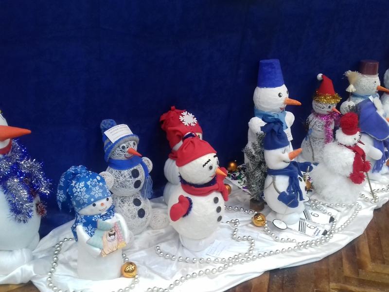 конте известная поделки на новый год снеговики фото счастью