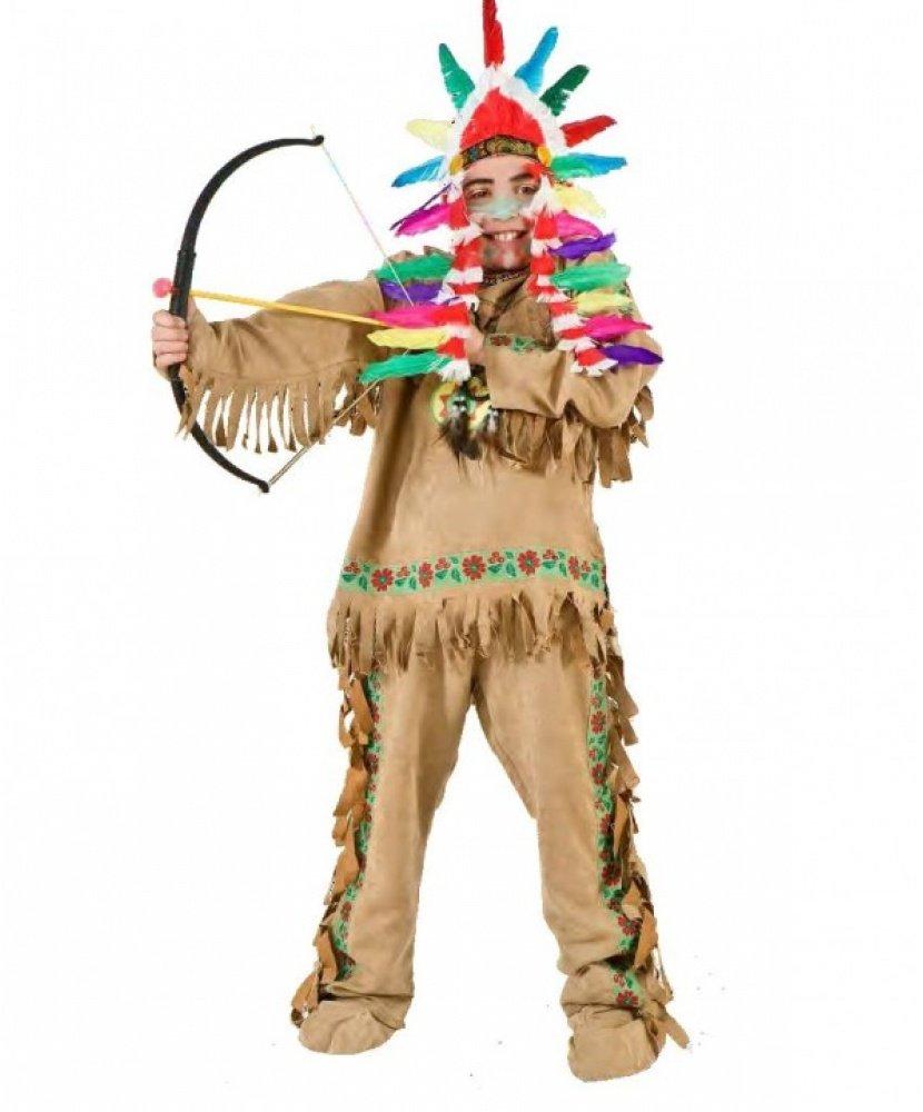 Как сделать своими руками костюм индейца для девочки своими руками фото 40