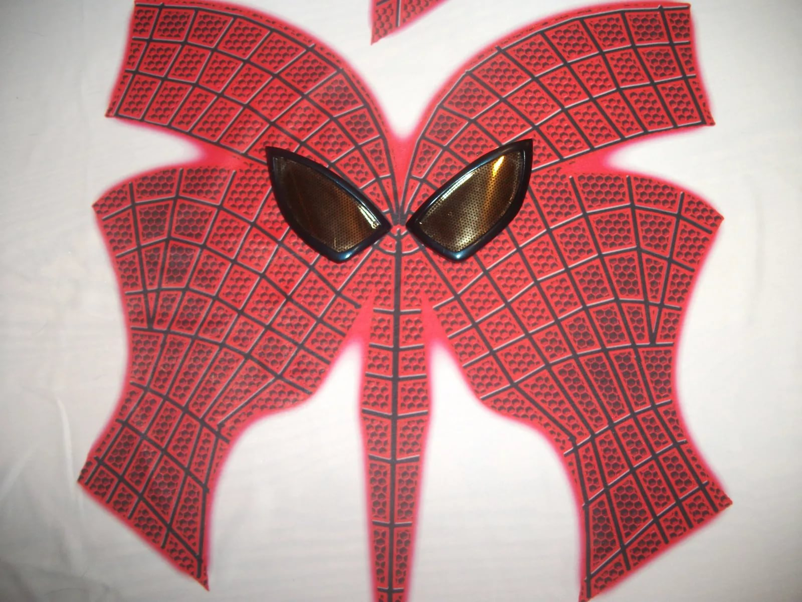 Выкройки человек паук из фетра фото 754