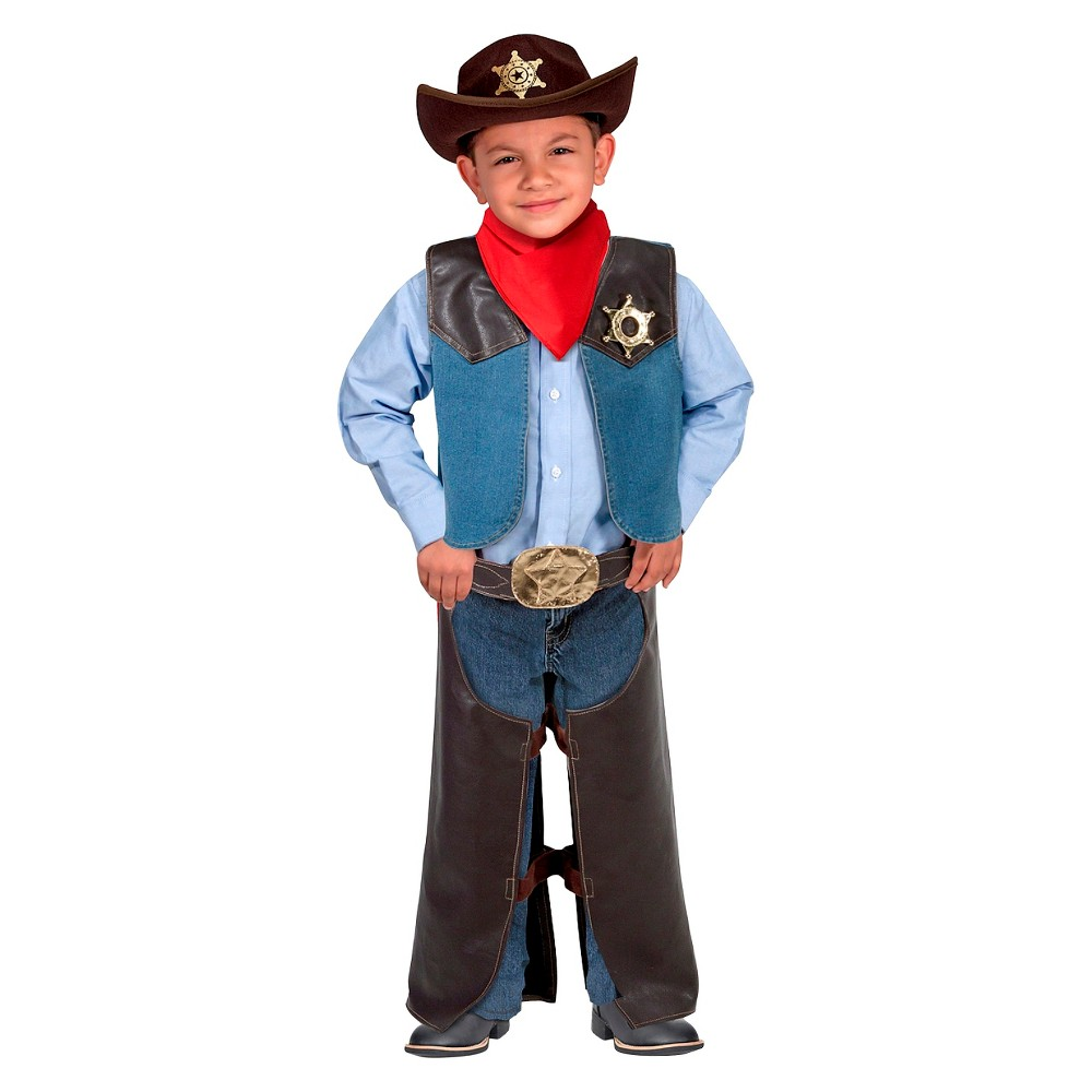 Костюмы своими руками на мальчика-ковбой фото 846