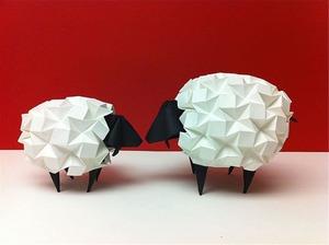 Как создать открытку оригами