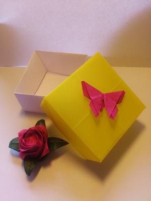 Бумажные оригами