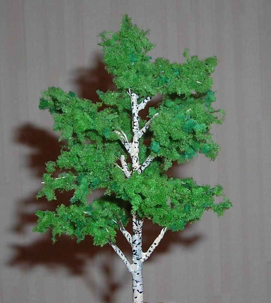 Дерево из картона своими руками шаблоны фото 519