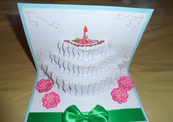 открытки на день рождения своими руками фото