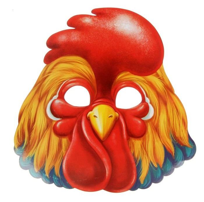 Маска картинка курица