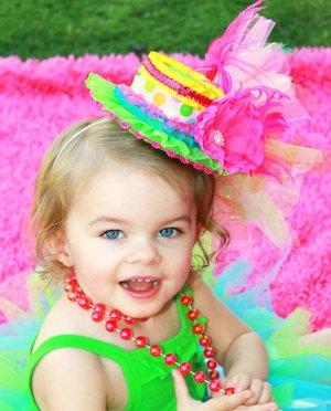 Шляпки для детей
