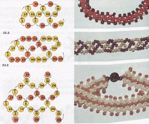 pletenie_vide_vosmerki Как сделать браслет из бисера для начинающих: схемы, пошаговые инструкции с фото и видео