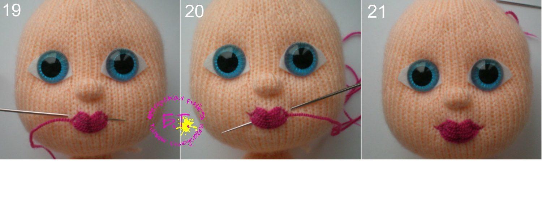 мастер класс по созданию креативной куколки для начинающих