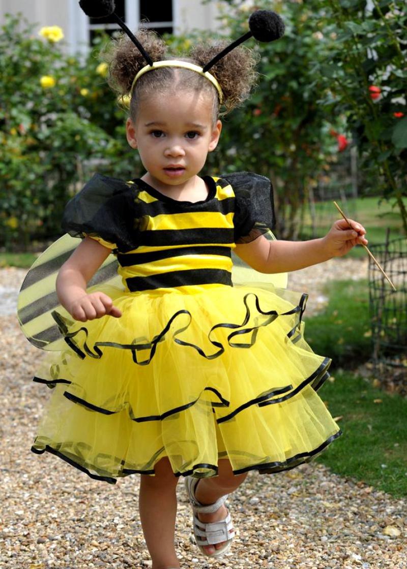Костюм пчелки своими руками для девочки из подручных материалов фото 160
