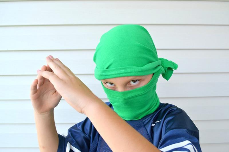 Как сделать маску из майки фото 771