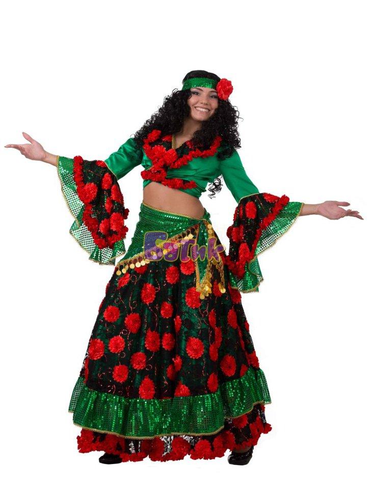 Как сшить цыганский костюм своими руками фото 930