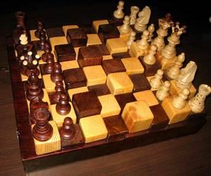 Сделать шахматы своим руками фото 818