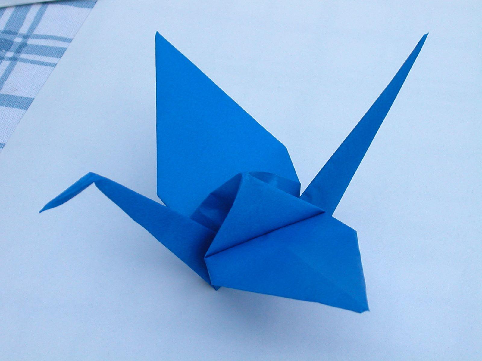 Как сделать фигурки из бумаги оригами фото 807