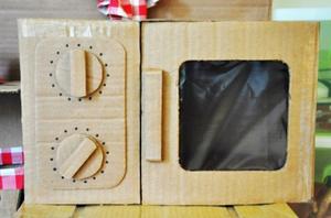 Микроволновка для кукольной кухни