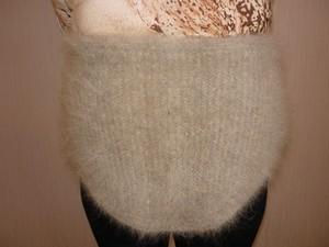 Вязание из собачьей шерсти