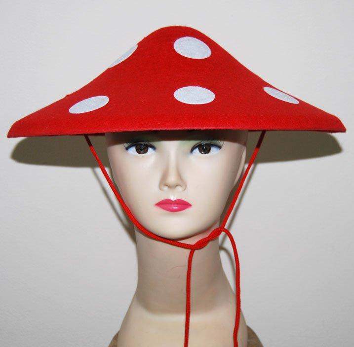 Как сделать грибную шляпу фото 543