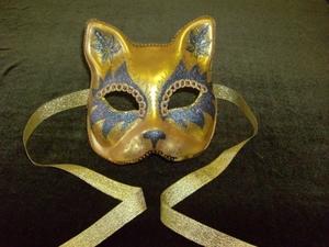 maska_koshka_svoimi_rukami Карнавальная маска своими руками: простые идеи изготовления