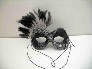 karnavalnaya_maska_gofrirovannoy Карнавальная маска своими руками: простые идеи изготовления