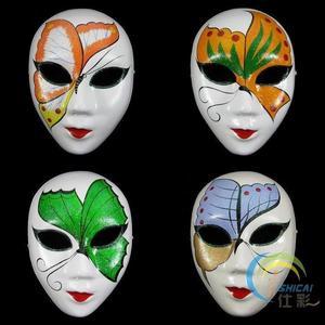maska_pape-mashe_karnavala Карнавальная маска своими руками: простые идеи изготовления