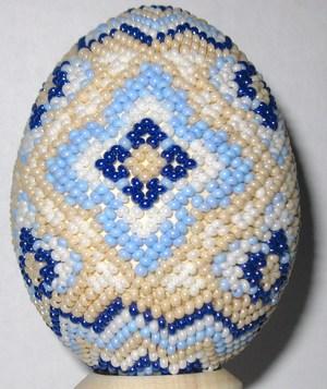 Технология плетения яиц