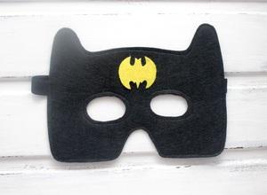 Фетровая маска