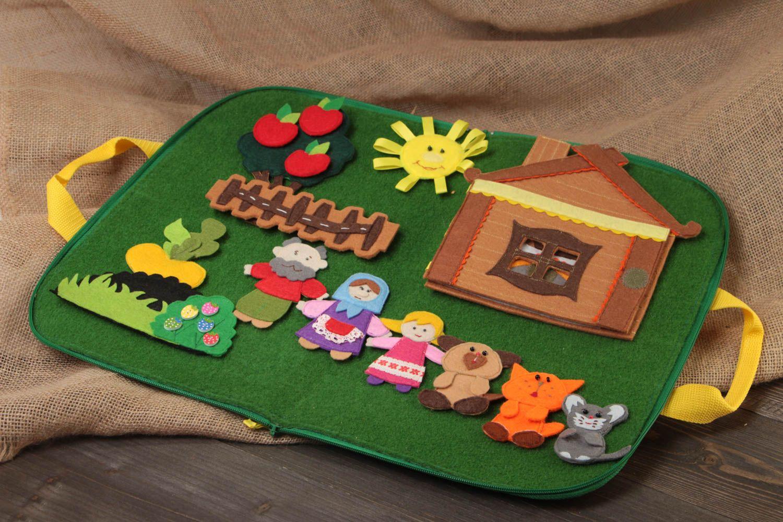 Игрушки своими руками из фетра для детей своими руками фото 362