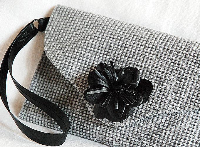 bcf3fdd03 Мастер-класс по пошиву своими руками оригинальной сумки-клатч из ...