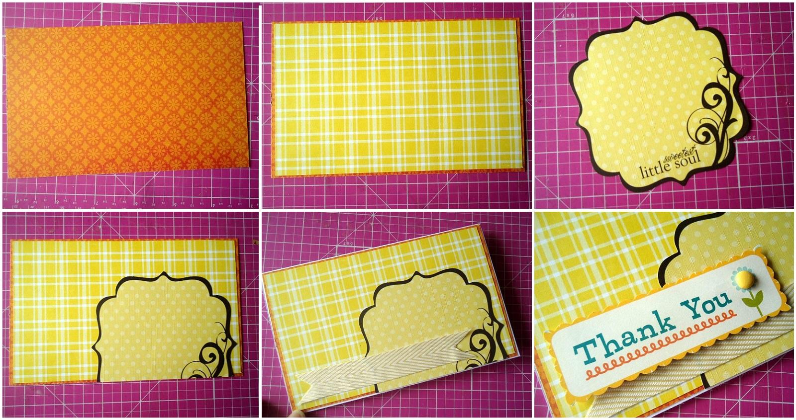Скрапбукинг как делать открытки для начинающих, картинка