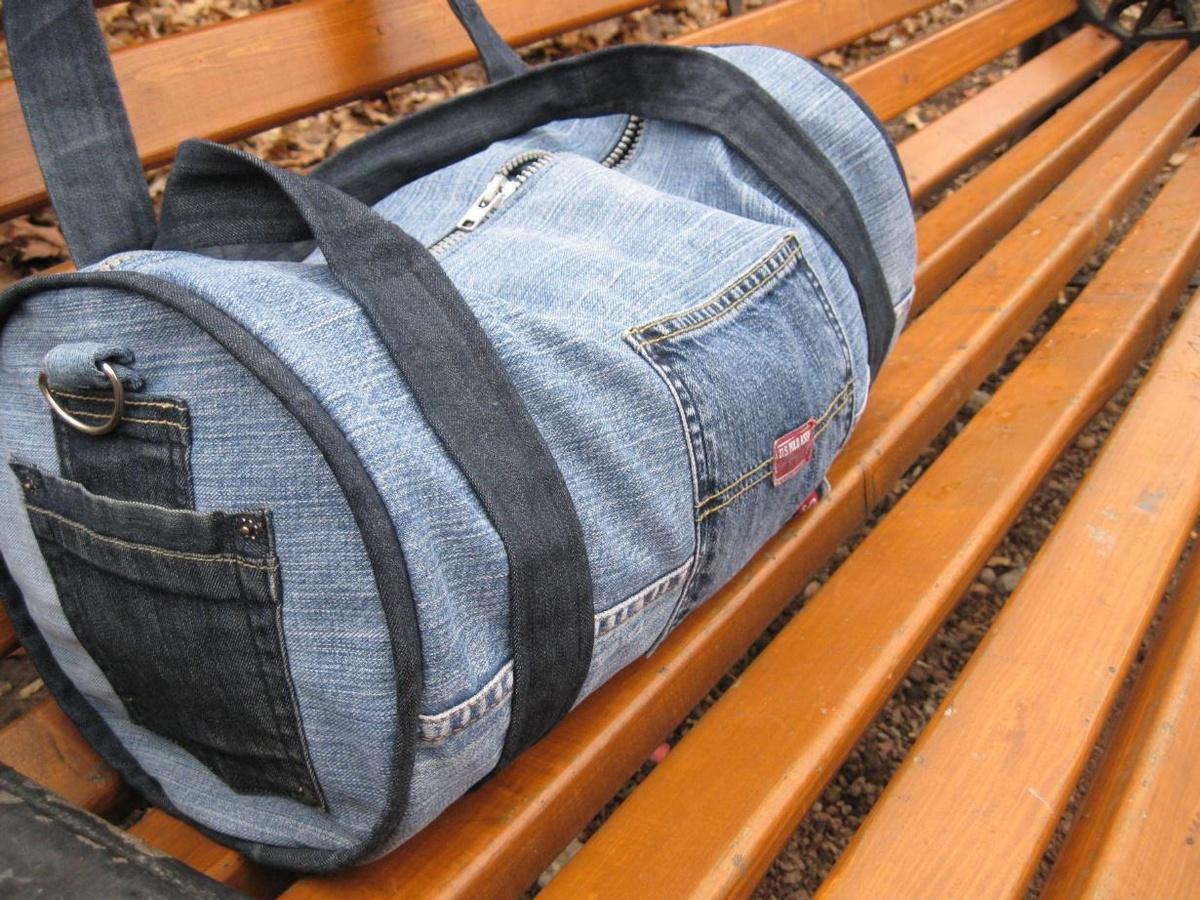 Сумка в школу из джинсы своими руками фото 401