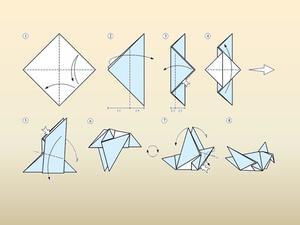 Техника работы с бумагой