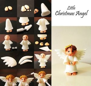 Как сделать ангелочка своими руками
