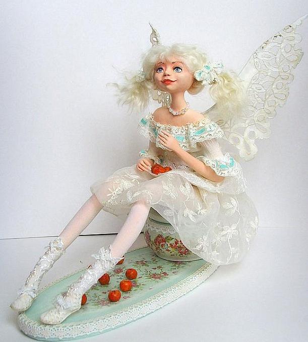 Кукла ангелочек своими руками фото 486