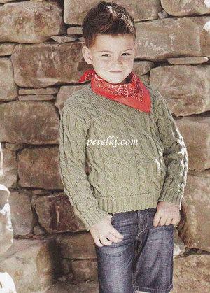 Преимущества вязанного пуловера
