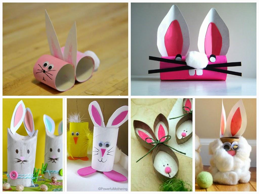 Как сделать зайца из бумаги своими руками