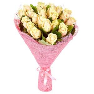 Как украсить букет цветов