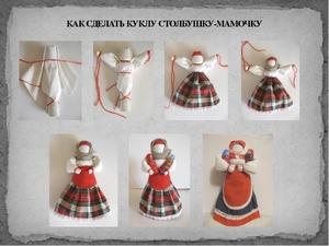 Виды кукол и их изготовление