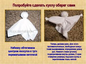 подготовка основы куколки