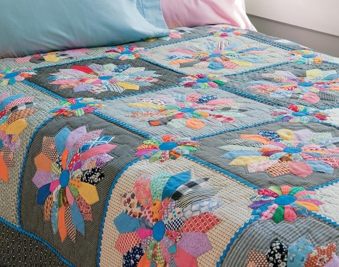 Одеяло пэчворк своими руками