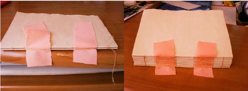 Как сделать блокнот своими руками