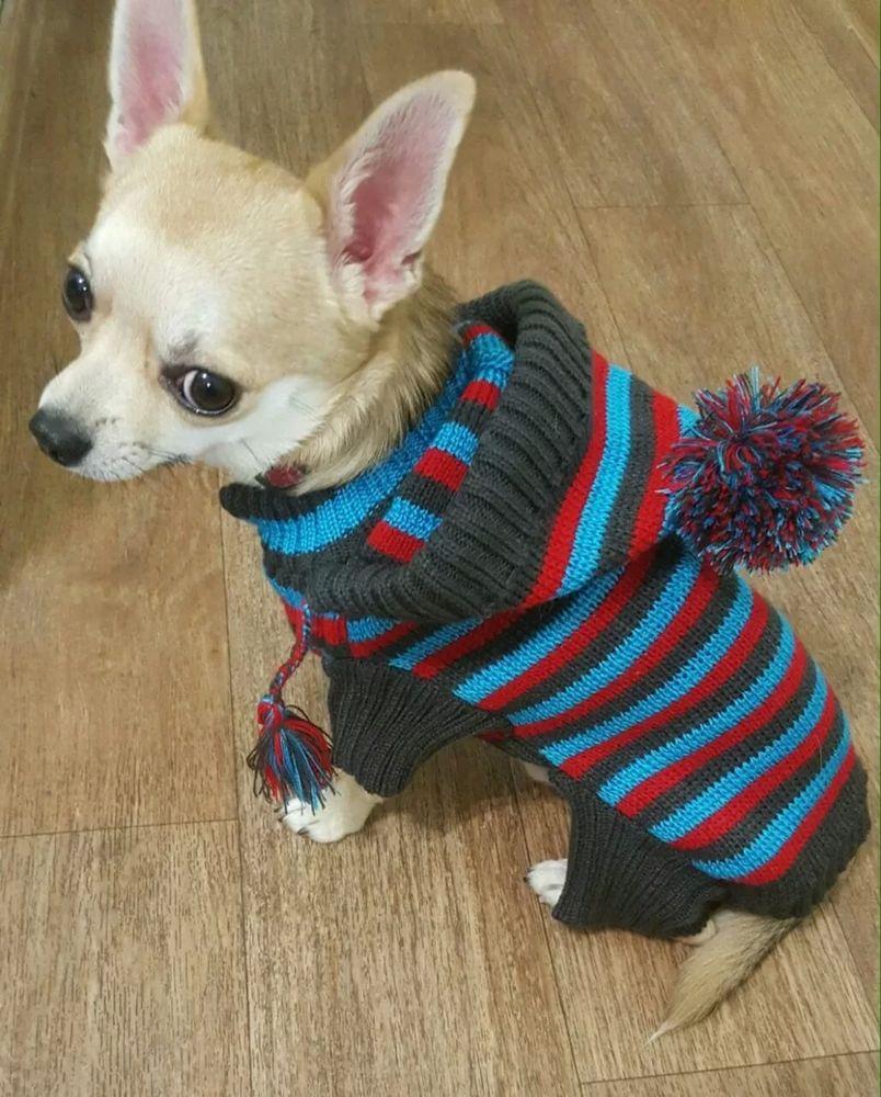 Схема платья для собак