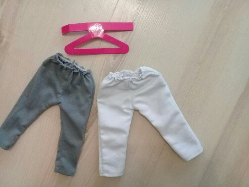 Как сделать кукле одежду